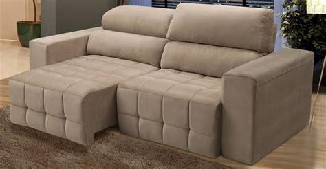 sofa retratil e reclinavel sofa 2 lugares retratil e reclinavel nero jpg ciello móveis