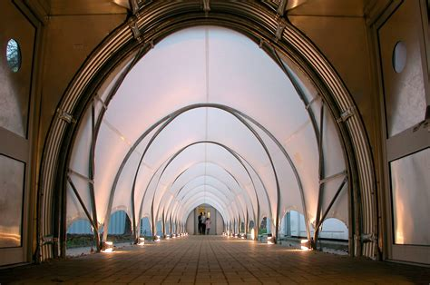 Fabric Structures And Arches Perfect Together Fabric