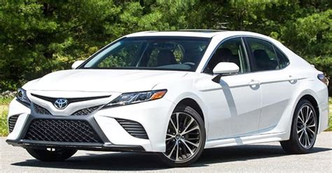 2019 Toyota Camry Redesign And Review  Best Toyota Review