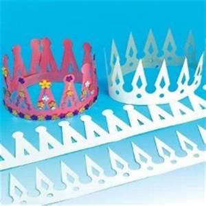 Couronne En Papier à Imprimer : fabriquer une couronne en papier cartonn pour les enfants couronne pour f ter l 39 piphanie ~ Melissatoandfro.com Idées de Décoration