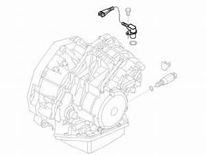 Cvt Transmission Rotational Speed Sensor Oem