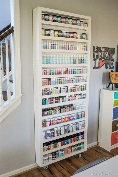 Closet Organization Ideas For Crafts by The Stairs Shelving Build Plans For My Craft Storage