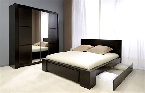 chambre coucher en bois massif rfcc00122 chambre à coucher moderne en bois massif hêtre