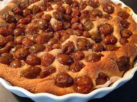 recette de p 226 te 224 tarte brioch 233 e aux mirabelles