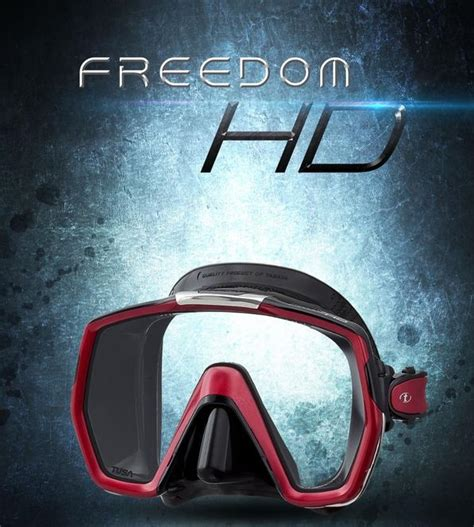 tusa freedom hd mask waterline academy