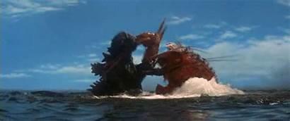 Godzilla Sea Gifs Monster Lobster Kong King