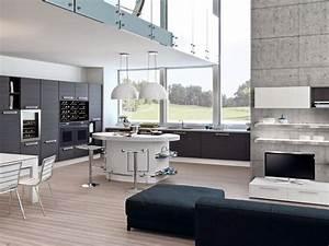 Gli interni delle case moderne Mobili Soggiorno