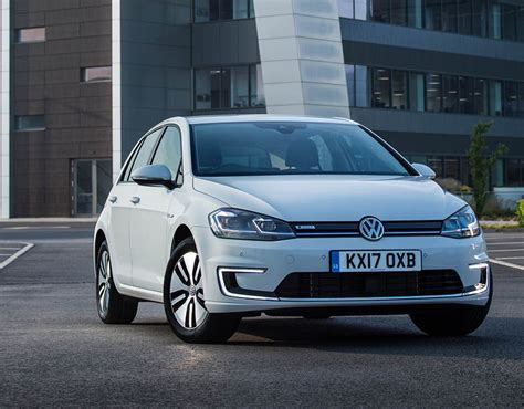 E Golf Range 2017 by Vw E Golf 2017 Electric Car Has More Range And 163