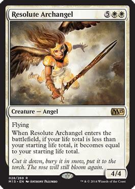 resolute archangel   spoiler