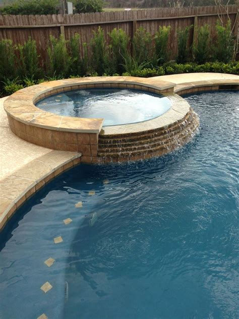 47 best pools by mitchell custom pools images on