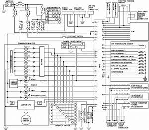 Subaru Forester Wiring Diagrams