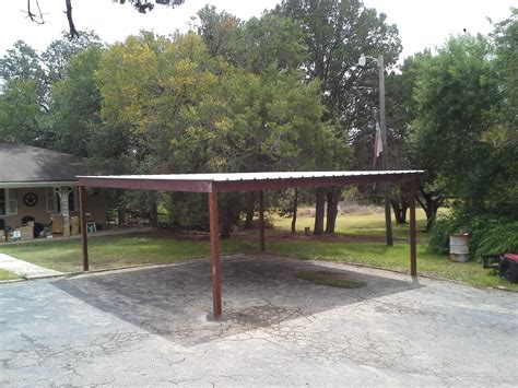 20x20 metal carport free standing all metal carport karnes county
