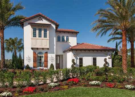Home Design Orlando Fl by New Homes In Orlando Fl New Construction Homes Toll