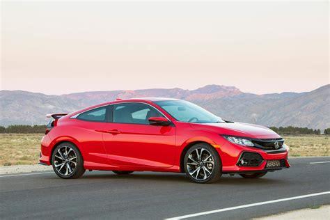 2019 Honda Civic Si Arriving At Dealerships This November