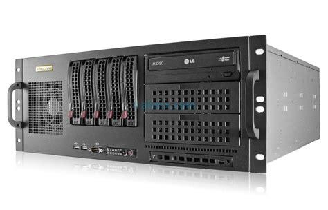 4u Rackmount Server (5 Hot-swap Bays)