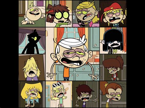 The Loud House Mom Sick Pictures To Pin On Pinterest