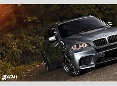Indonesian BMW X5 M Rides on ADV1 Wheels autoevolution