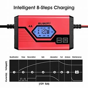 12v Batterie Ladegerät : 4a batterie ladeger t 6 12v batterieladeger t ~ Jslefanu.com Haus und Dekorationen