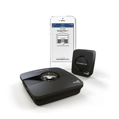 use phone as garage door opener new chamberlain q garage controls your garage door opener