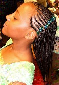 Gallery French Braid Hairstyles For Little Black Girls