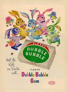 Bubble Gum Ads