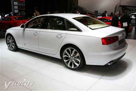 2018 Audi A6 Coupe Images