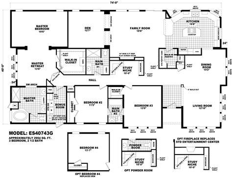cavco home center north tucson  tucson arizona floor plan es  estate series