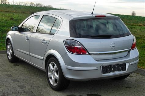 2007 Opel Astra 16 Turbo Related Infomation
