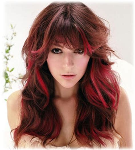 Red Hair Color Ideas 2013  Fashion Trends Styles For 2014