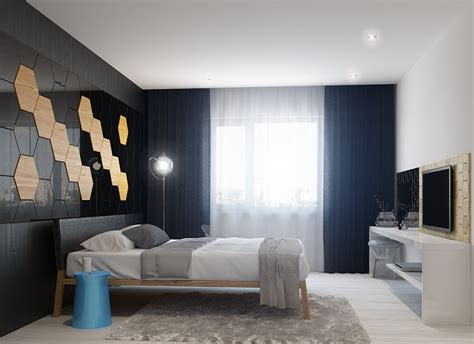 Bedroom Design Wall bedroom wall design interior design ideas