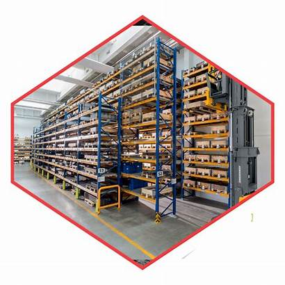Solutions Warehouse Handling Material
