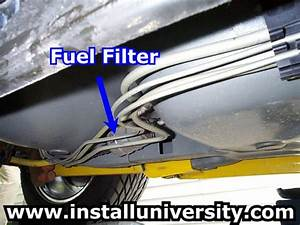 How To Replace A Fuel Filter In A Pontiac Grand Am