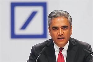Deutsche Bank S... Anshu Jain Quotes