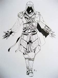 Ezio - Assassin's Creed 2 by EirianTamesis on DeviantArt