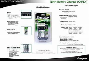Nimh Battery Charger  Chflx