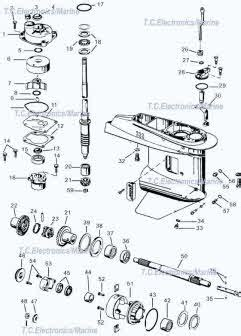 Evinrude Johnson Outboard Parts Drawings How Videos