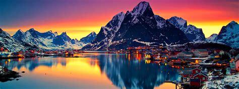 lofoten capo nord vacanze natura  europa
