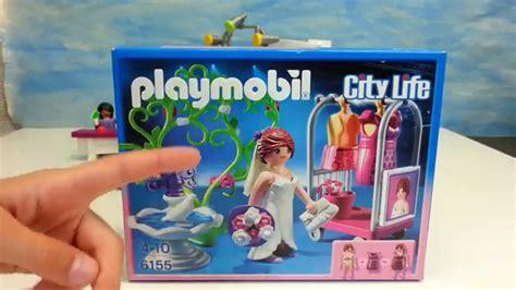 Playmobil Hochzeitsshooting 6155 Seratus1 Auspacken