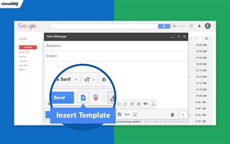 gmail email templates chrome web store