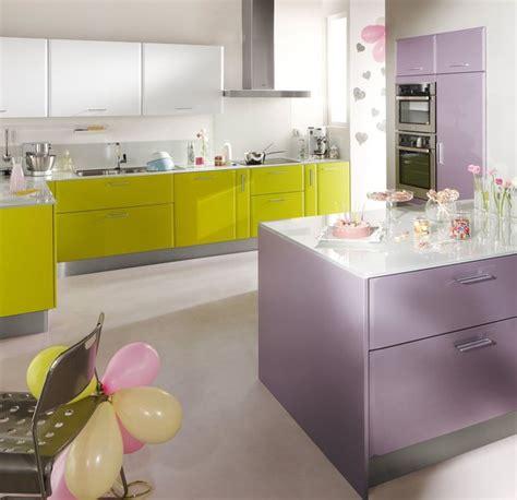 modele cuisine schmidt cuisine schmidt vert olive