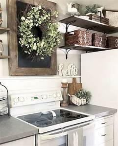 35 Cozy Christmas Kitchen Decorating Ideas
