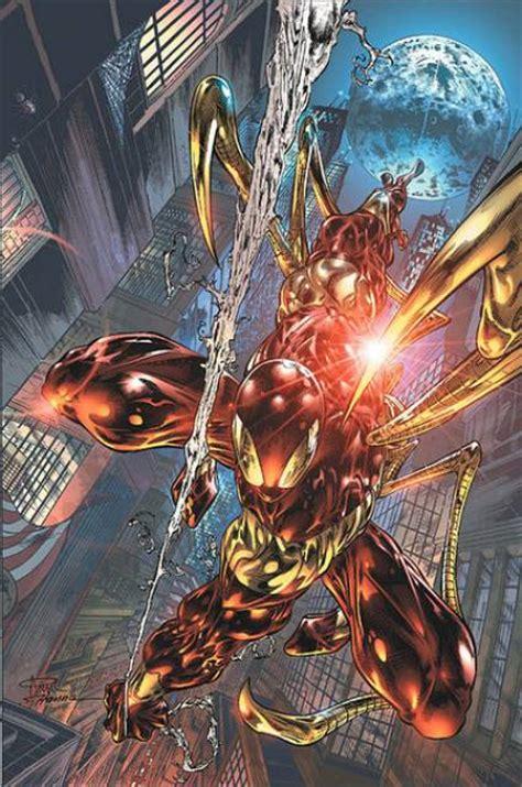Iron Spider Costume (object)  Comic Vine