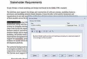 Babok Guide V3 Tutorial  Using Documents