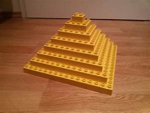 Pyramide Selber Bauen : lego duplo pyramide von gizeh selber bauen brickaddict ~ Lizthompson.info Haus und Dekorationen