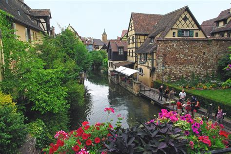 Colmar Little Venice  French Moments