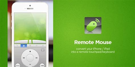 remote app for iphone how to use your iphone as mouse keyboard easily with