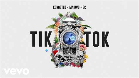 Kongsted - Tik Tok (Lyric Video) ft. Marwo, GC - YouTube