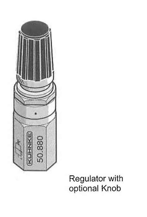 Mini Regulators : Ellis/Kuhnke Controls