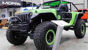 "Jeep Wrangler Trailcat"" Concept 2017 Detroit Autorama ..."
