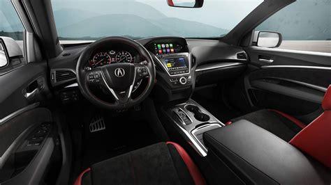 Así Es El Nuevo Acura Mdx 2019, Un Interior Premium Y Una